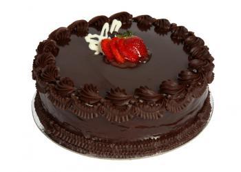 Half Kg Dark Chocolate Cake for Kakinada
