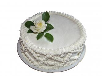 Half Kg Vanilla Cake for Dewas