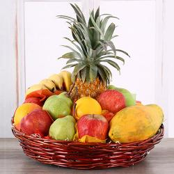 Healthy Assorted Fruits Basket