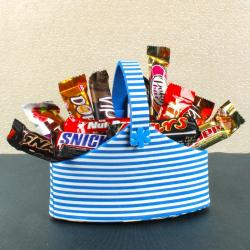 Imported Assorted Chocolate Combo for Hospet