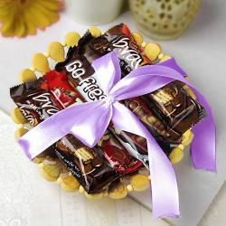 Imported Assorted Crunchy Chocolates for Lucknow