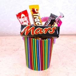 Imported Bars in a Bucket for North Goa