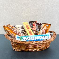 Imported Chocolate Basket for Thanjavur