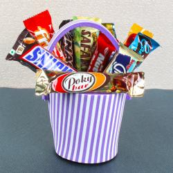 Imported Chocolate Bucket for Chennai