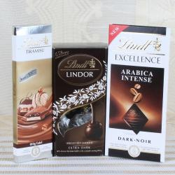 Lindt Chocolate Treat to India for Ahmedabad