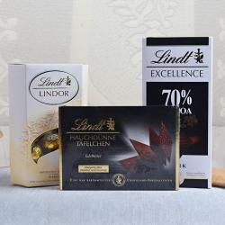 Lindt Chocolates Hamper Online