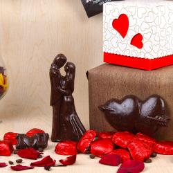 Love Collections Home Made Chocolates for Agra