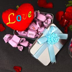 Love Heart and Vigos Toffee Combo for Dombivli