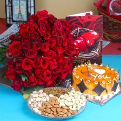 Love Valentine Gift Combo for Gurgaon