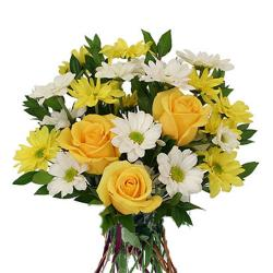 Lovely Flowers Bouquet for Hyderabad