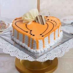 Mango Cake for My Heart for Agra