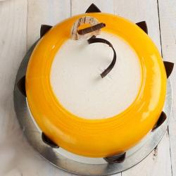 Mango Delight Cake for Jalandhar