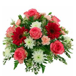Mix Color Flowers Bunch for Jaipur