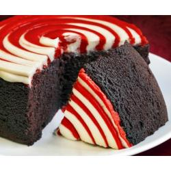 One Kg Chocolate Bread Cake for Bharuch