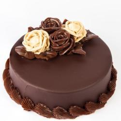 One Kilo Chocolaty Cake for Bharuch