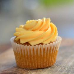 Pack of 6 Butterscotch Cupcakes for Kanchipuram