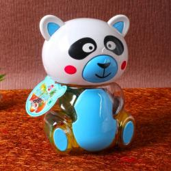 Panda Piggy Bank Mini Fruit Jelly for Mathura