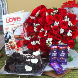 Perfect Propose Valentine Gift for Gurgaon