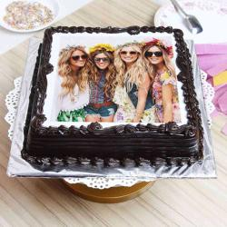 Personalized Photo Cake For Party for Alappuzha