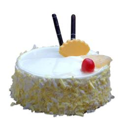Pineapple Cheese Cake for Jaipur