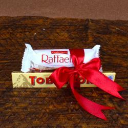 Raffaello and Toblerone Chocolates for Kolkata