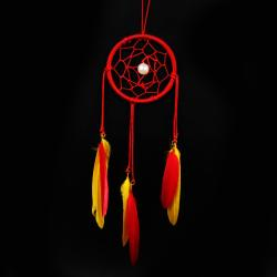Red Attractive Dream Catcher for Gurgaon
