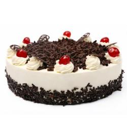 Red Cherry Black forest Cake for Ghaziabad