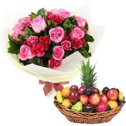 Roses and Fruit for Jaipur