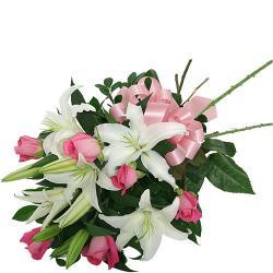 Lilies To Mumbai