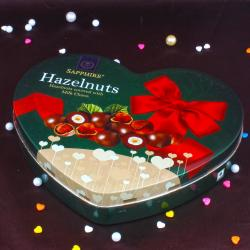 Sapphier Hazelnuts Milk Chocolates for Lucknow