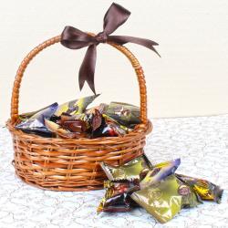 Siafa Chocolate Dates Basket for Alappuzha