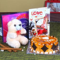 Special Love Valentine Gift Set for Agra