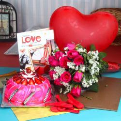 Special Memories Valentine Gift Collection for Imphal