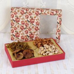 Stunning Gift Box of Dry Fruits for Kakinada