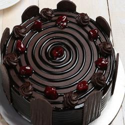 Stylish Chocolate Cake for Jalandhar