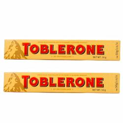 Toblerone Swiss Chocolate Bars for Alappuzha