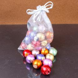 Truffle Centre Filled Assorted Chocolates Balls for Baroda