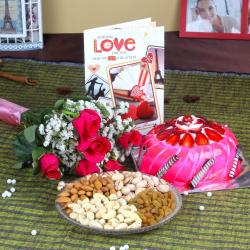 Valentine Couple Gift Combo for Shimla