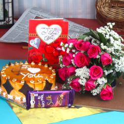 Valentine Graceful Gift of Love for Dombivli