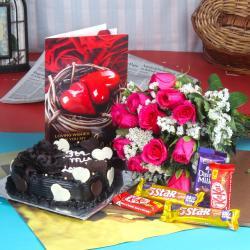 Valentine Romance Special Gift for Baroda
