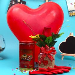 Valentine Vintage Choco Combo for Asansol