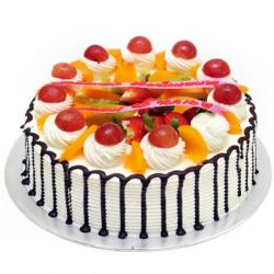 Vanilla Fruit Cake for Jalandhar