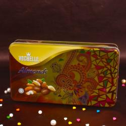 Vochelle Almond Chocolate Box for Hyderabad