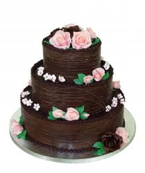 Wedding Chocolate Cake for Rajahmundry