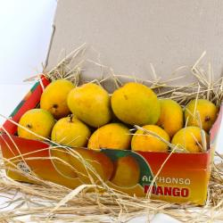 Yummy Alphonso Mangoes for Chandigarh